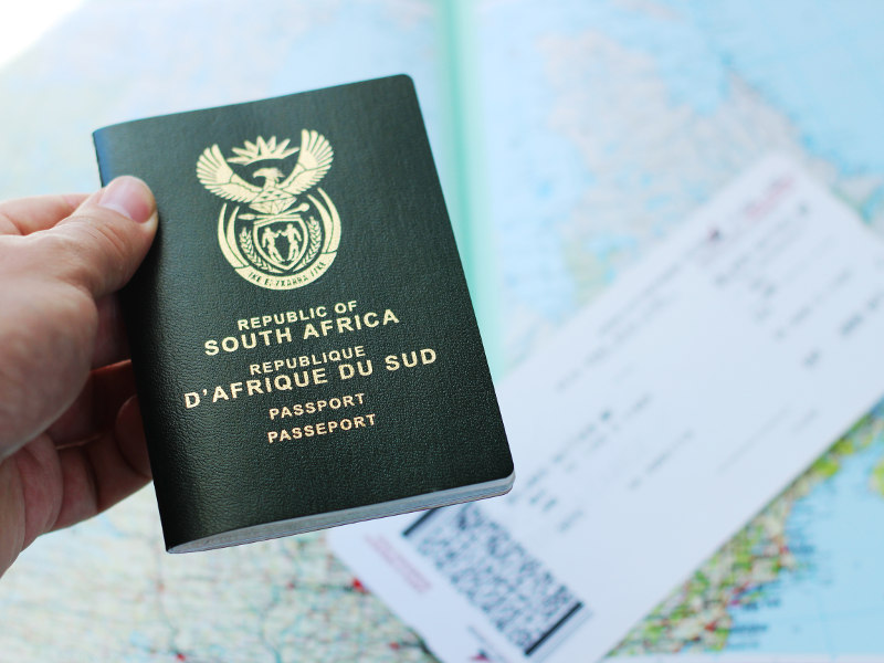 Need a South African Passport or ID urgently?